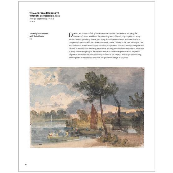 Turner's Sketchbooks (paperback)