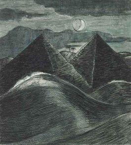 Nash: The Pyramids in the Sea