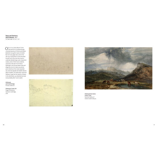 Turner's Sketchbooks