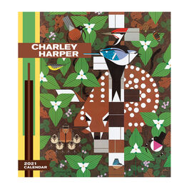 Charley Harper 2021 calendar