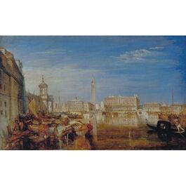 Turner: Bridge of Sighs, Venice
