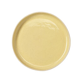 Medium plate buttermilk yellow - Riv & Read
