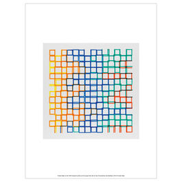 Frieder Nake no title (unframed print)