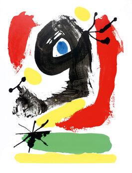 Joan Miró: Untitled 1964