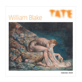 Tate William Blake 2020 calendar
