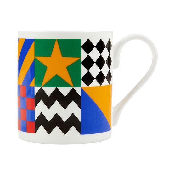 Peter Blake Dazzle mug