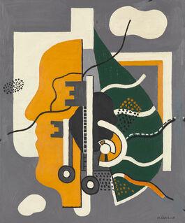 Fernand Léger: Keys (Composition)