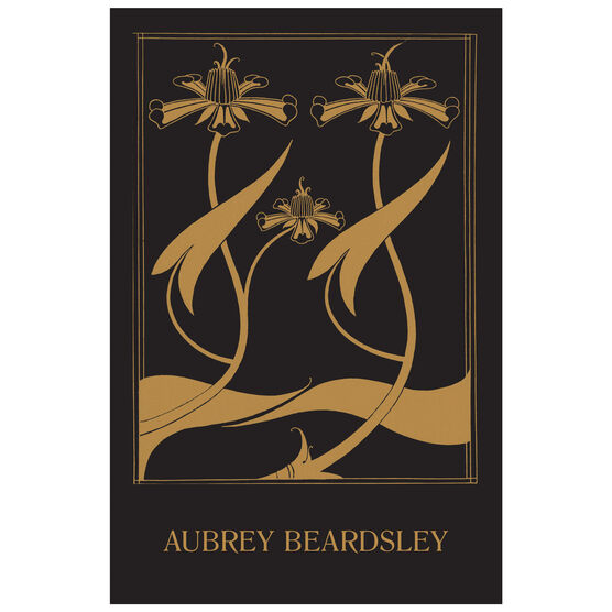 Aubrey Beardsley exhibition book