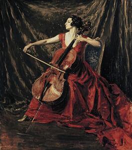 Augustus John: Madame Suggia