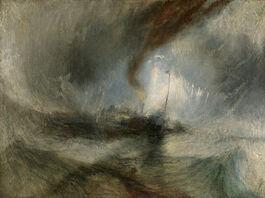 Turner: Snow Storm