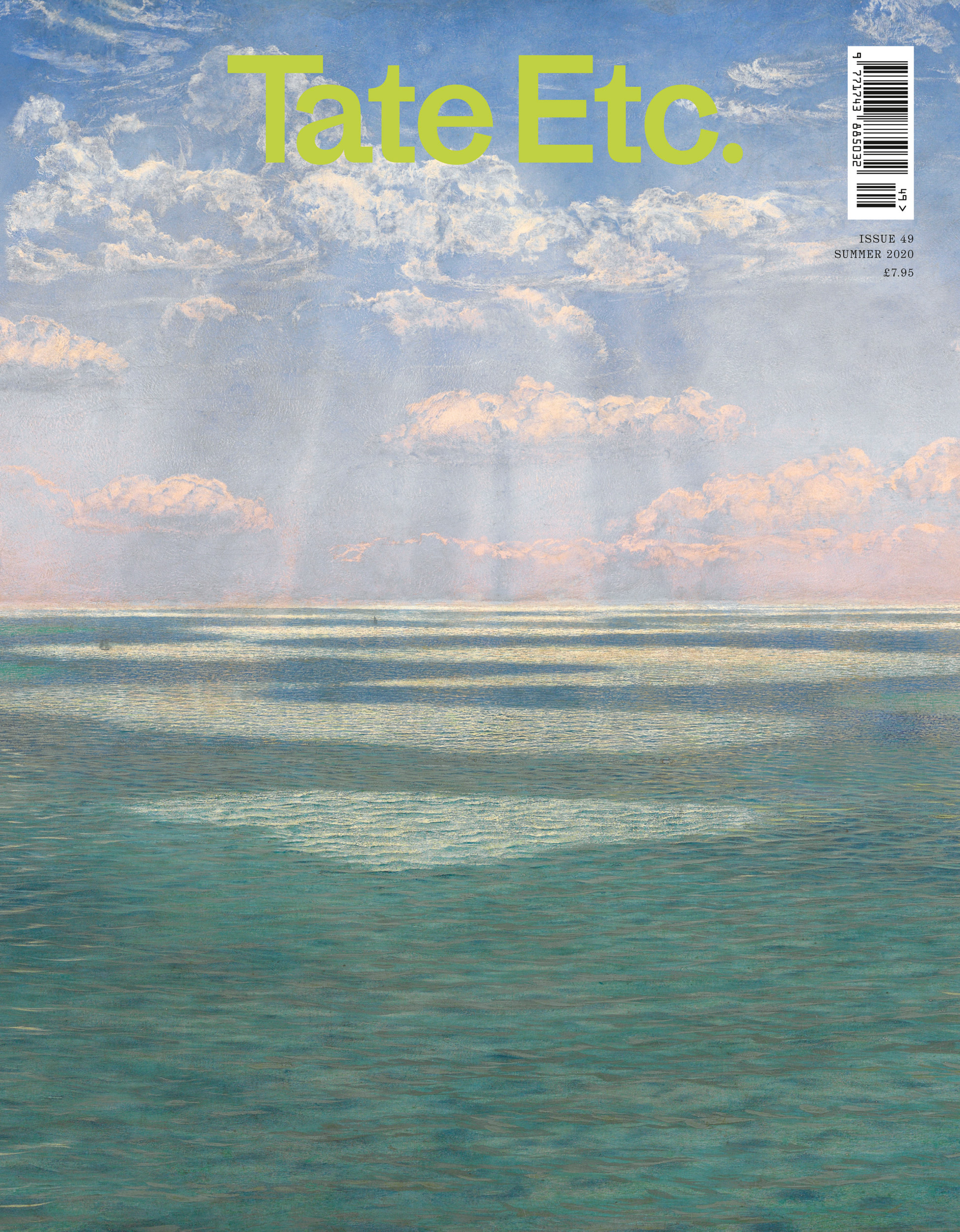 Front cover of Issue 49, 8 May