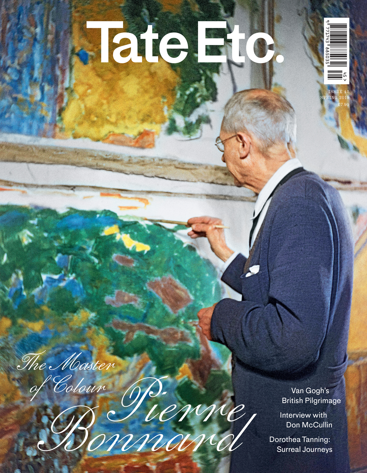 Front cover of Issue 45, 12 January