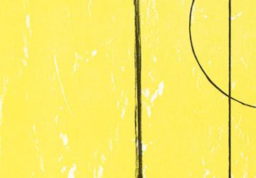 Yellow colour art prints