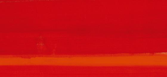 Red colour art prints