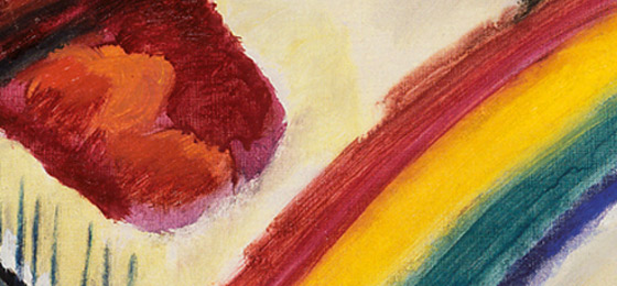 Multi-colour art prints