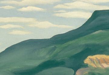 Landscapes and rural art prints