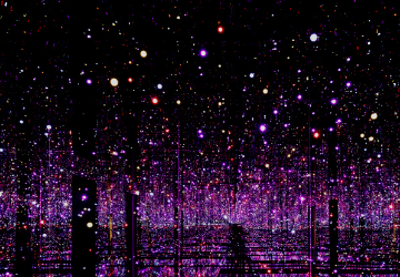 Kusama exhibition