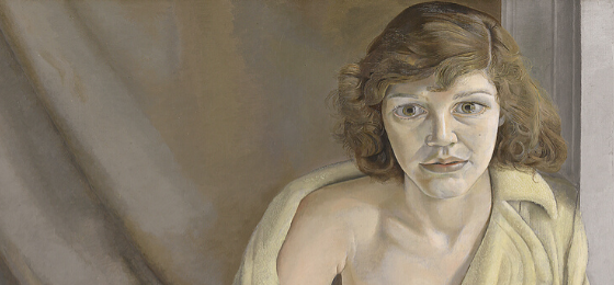 LUCIAN FREUD: REAL LIVES